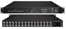 Интегрирани IP мултиплексор-скрамблер модулатори, NDS3394C  IP Мултиплексор-скрамблер и модулатор с 16 QAM изхода и 16 тунера