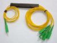Оптични сплитери, Оптичен PLC сплитер 1:4, с SC/APC конектори
